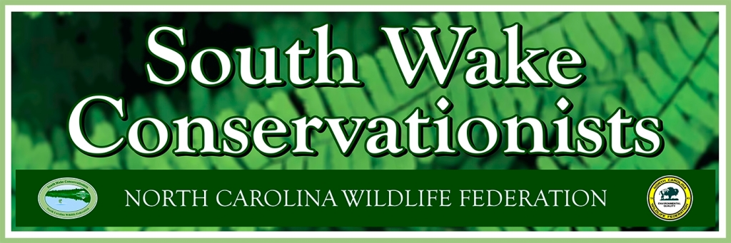 South Wake Conservationists banner