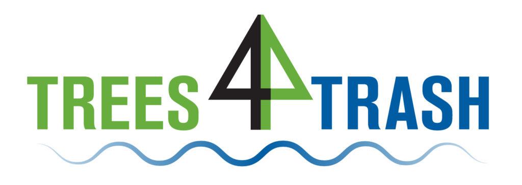 Trees-4-Trash logo
