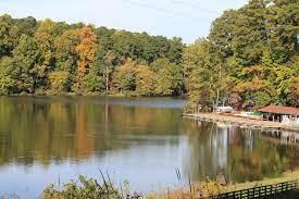 Big Lake at Umstead Park